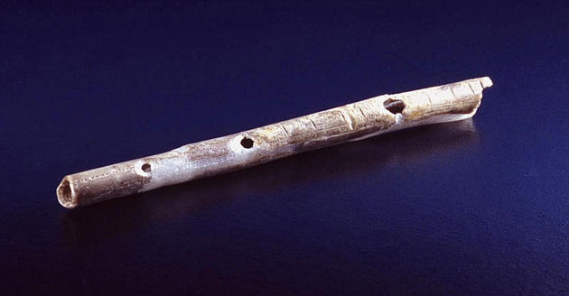 Looks like our earliest ancestors enjoyed music, too