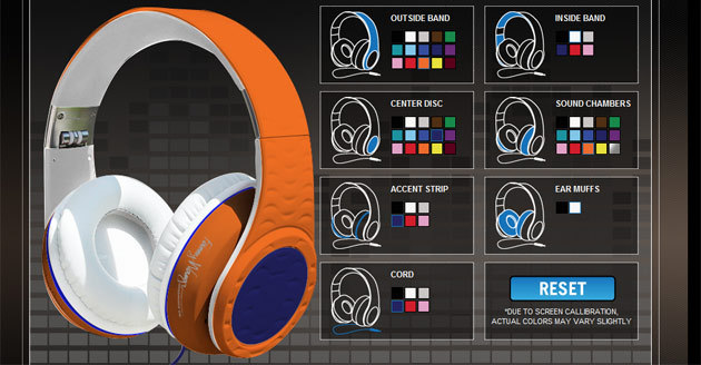 Fanny Wang lets you design the loudest and wackiest pair of headphones you can think up