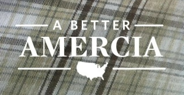"It looks like the Republican candidate is running for President of ""Amercia"""