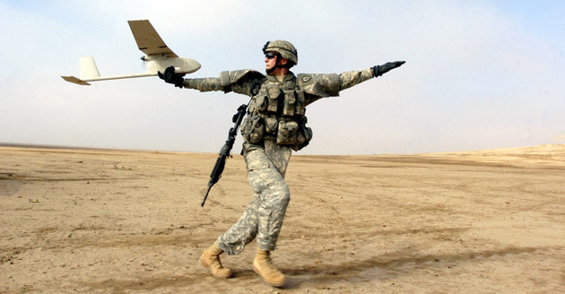 More than 7,000 remotely piloted aircraft are in service, Army has the most