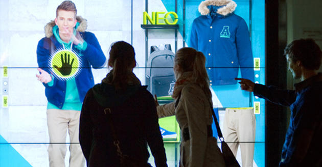 Adidas tests life-size virtual mannequins to dress and pose while you shop