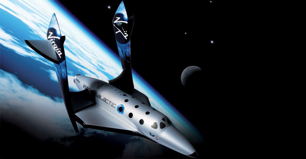 The billionaire will be his space tourism company's first customer