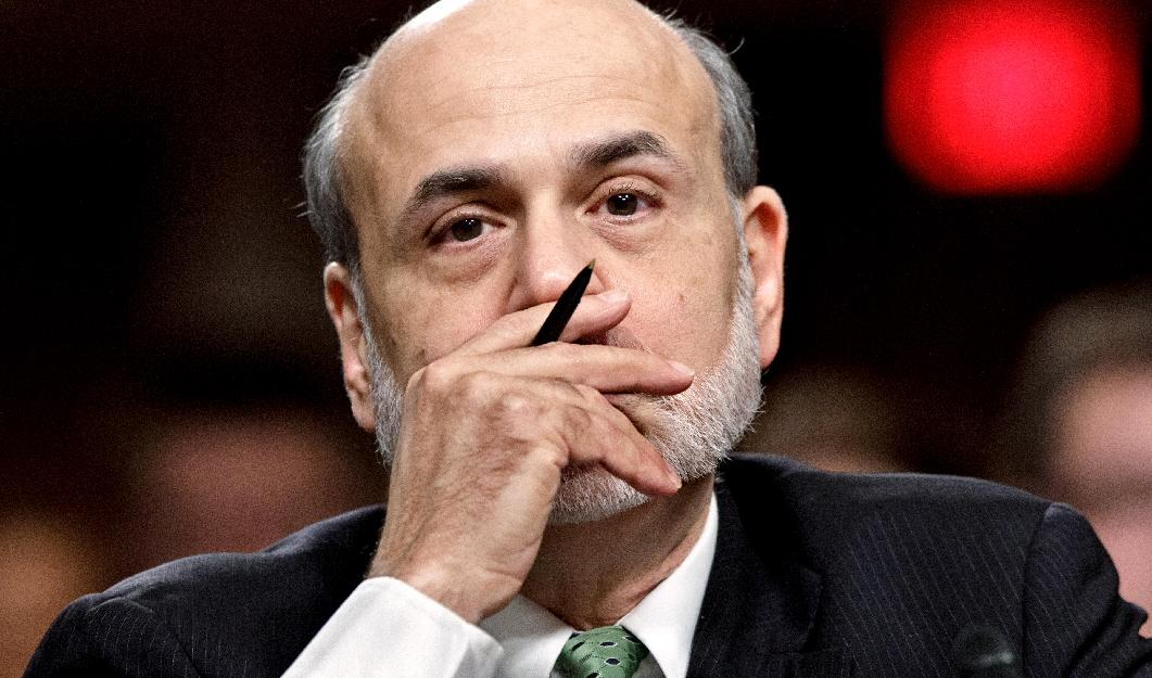 Bernanke's in Jackson, but Don't Expect Any Answers