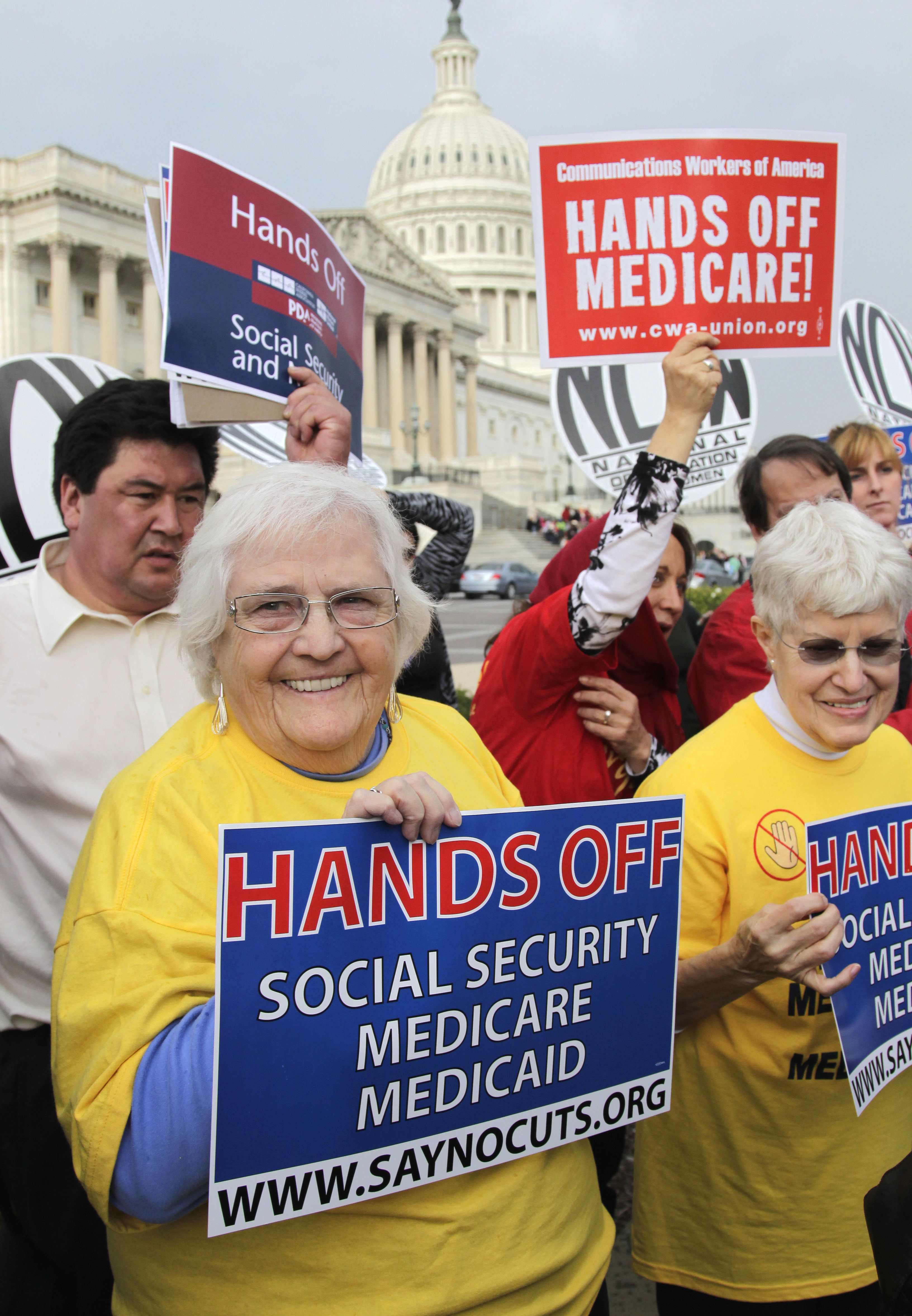 Why the Medicare Fight Matters to Americans Over 55