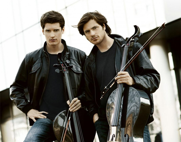 Hello Cello! The Babes Of 2CELLOS' Insatiable Rock Covers