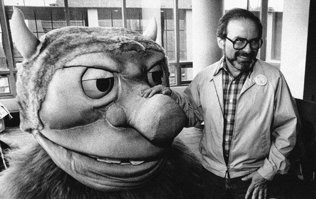 Maurice Sendak in 1985. (AP/File)