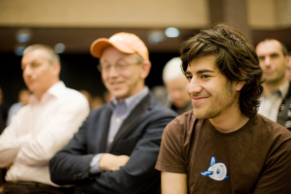 Aaron Swartz (Creative Commons)