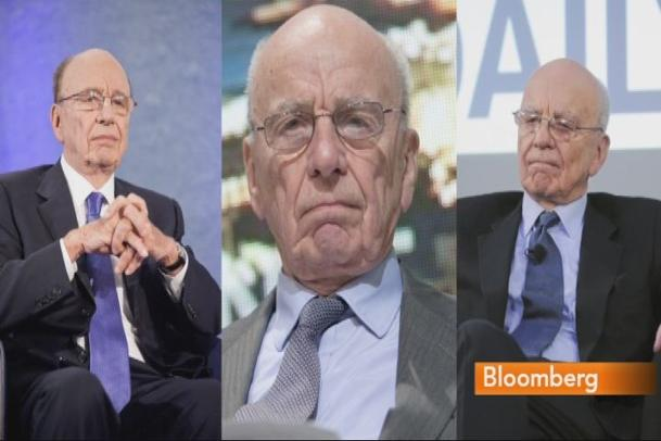 Bloomberg: 'Rupert Murdoch is what God meant when he created a media executive'