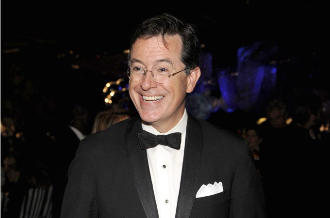 Colbert (AP/Chris Pizzello)