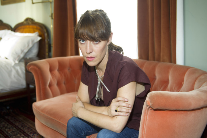 Pop singer Feist, whose album, Metals, was on many 'Best of 2011' lists. (AP)