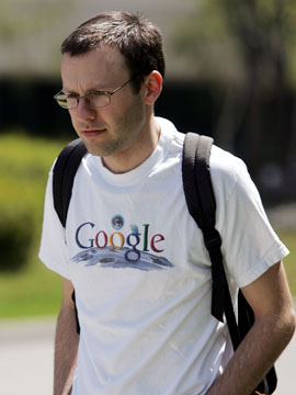 Your average Google+ user  (Paul Sakuma/AP)