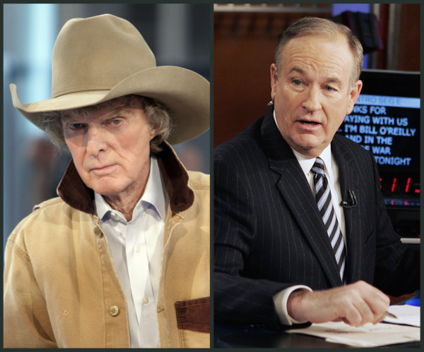 Imus and O'Reilly (Fox Business/Fox News)