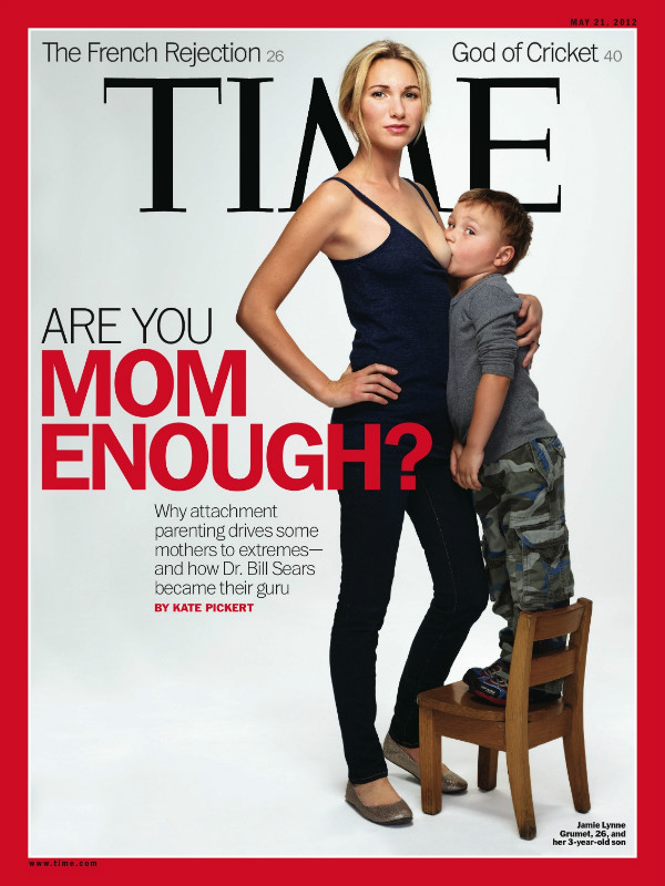 The May 21, 2012, cover of Time (Time)