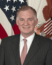 Deputy Secretary of Defense William J. Lynn III says he plans to step down. (Department of Defense)