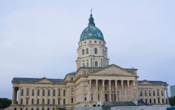 State capitol in Topeka (Thinkstock)