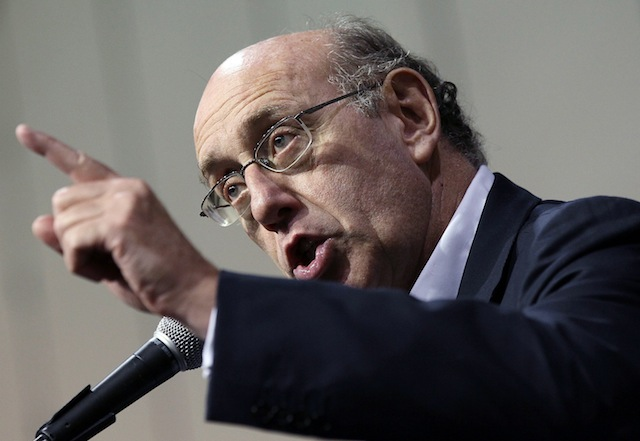 Ken Feinberg is designing a claims process for victims of the Aurora shooting. (Win McNamee/Getty)
