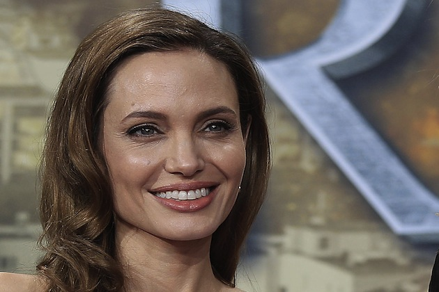 Angelina Jolie (Associated Press/Frank Augstein)