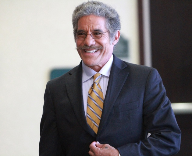 Geraldo Rivera (Joe Burbank, Pool/AP)