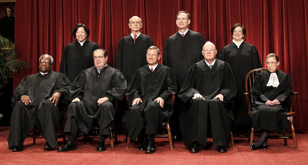 The Supreme Court: AP Photo/Pablo Martinez Monsivais, File
