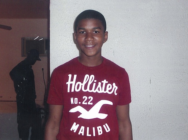 Trayvon Martin (AP/Martin Family Photos)