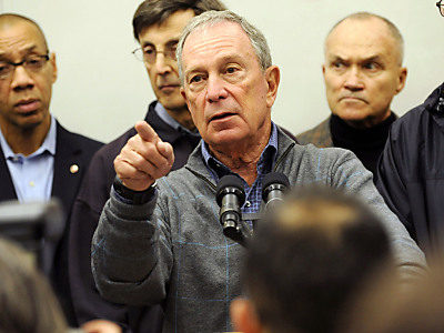 NYC Mayor Michael Bloomberg (Yahoo! News/File)