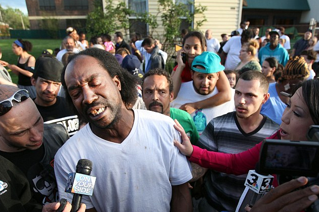 Charles Ramsey (AP Photo)