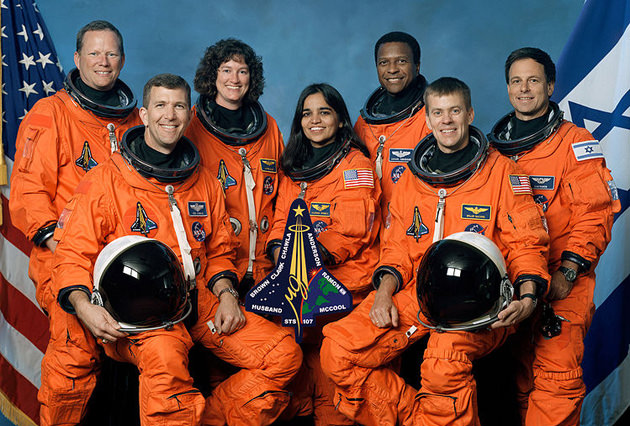 'Through hardship to the stars': remembering Space Shuttle Columbia 10 years later