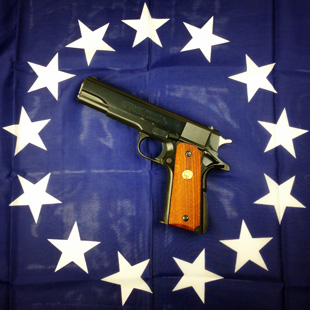 1980 Colt MKIV/Series '70 Government Model M1911 (@Gun_Collector)
