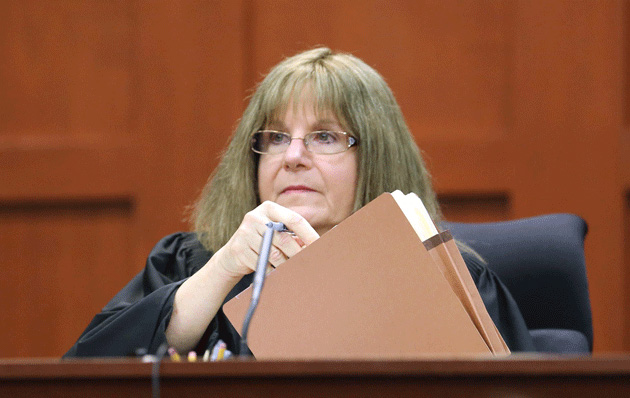 File photo of Debra Nelson, who has been a Florida judge for 14 years. (Joe Burbank/Pool/Getty)