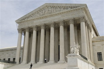The Supreme Court. (AP Photo/Charles Dharapak)