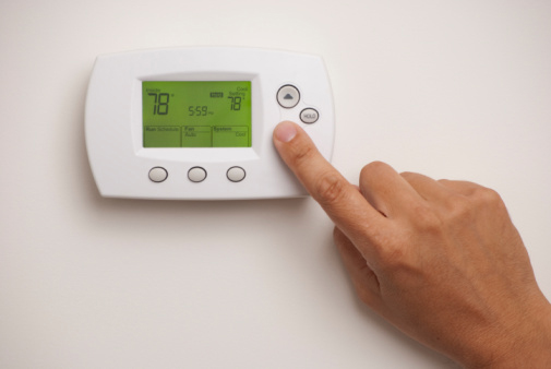 Thermostat (Thinkstock)
