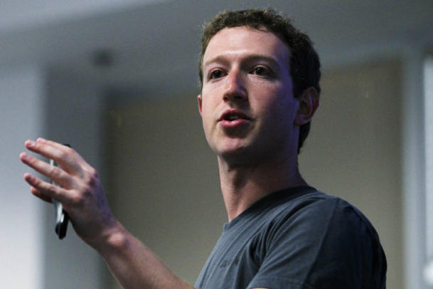 Facebook founder Mark Zuckerberg (Justin Sullivan/Getty Images)