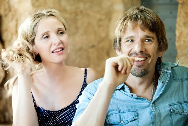 Ethan Hawke and Julie Delpy in Sony Pictures Classics' 'Before Midnight'