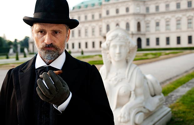 Viggo Mortensen in &#34;A Dangerous Method.&#34; Sony Pictures Classics