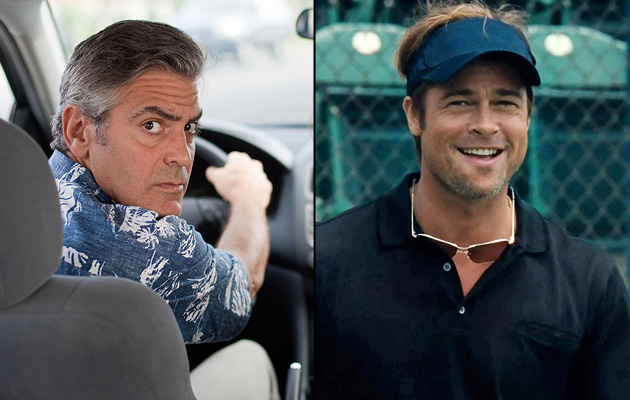 Brad Pitt's New York Film Critics Circle Home Run