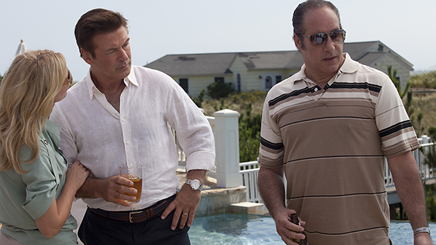 Cate Blanchett, Alec Baldwin, and Andrew Dice Clay in 'Blue Jasmine' (Photo: Sony Pictures Classics)