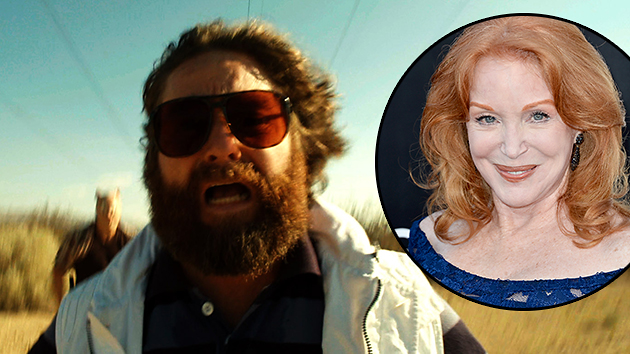 Sondra Currie, right, says Zach Galifianakis is the class clown of 'The Hangover' franchise (Photo: Warner Bros./Getty)