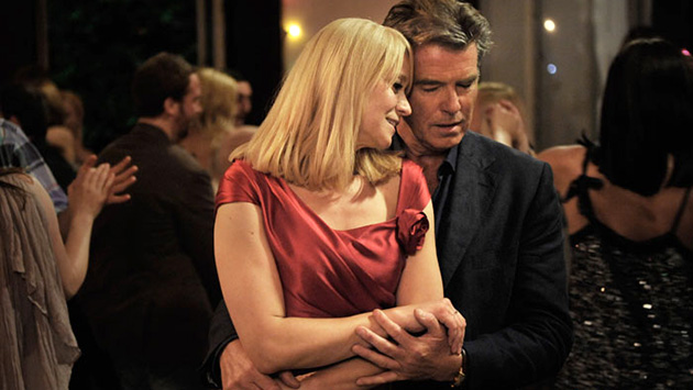 Trine Cyrholm and Pierce Brosnan in 'Love Is All You Need' (Photo: Sony Pictures Classics)