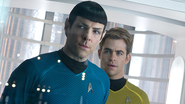 'Star Trek Into Darkness' (Photo: Paramount Pictures)