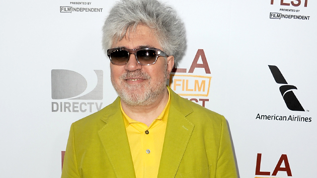 I'm So Excited Director Pedro Almodovar
