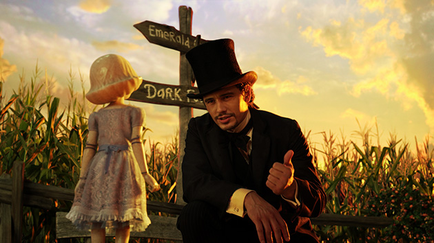 James Franco in 'Oz the Great and Powerful' (Photo: Walt Disney Pictures)