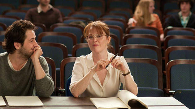 Julianne Moore in 'The English Teacher' (Photo: Cinedigm)