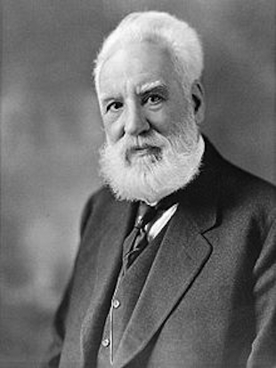 The first ever audio recording of Alexander Graham Bell has been uncovered
