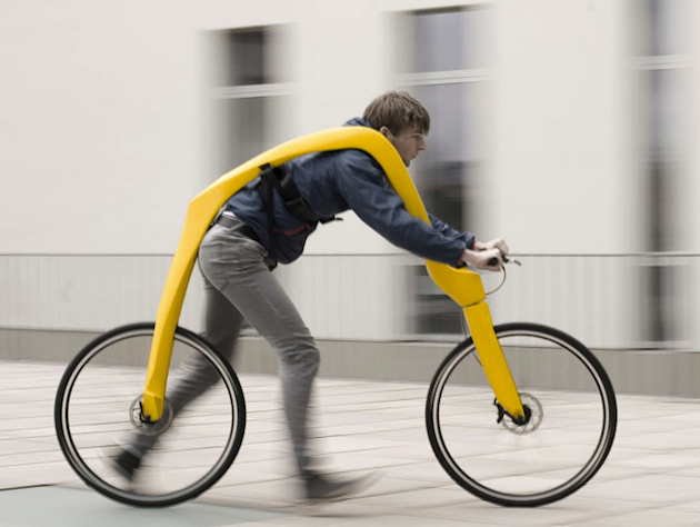Could the Fliz be a viable alternative to conventional bicycles? (http://fliz-concept.blogspot.com/)