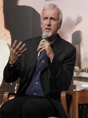 Are James Cameron and Planetary Resources planning to mine asteroids? (AP/Shizuo Kambayashi)