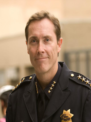 Berkeley Police Chief Michael Meehan (Image: City of Berkeley)