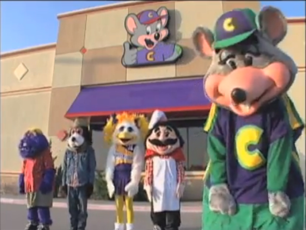 The original voice of Chuck E. Cheese has been silenced (YouTube)