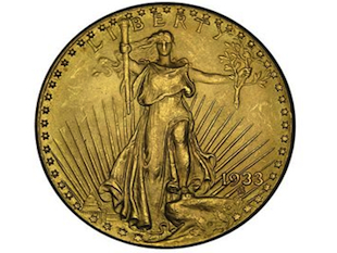 A 1930s Liberty quarter (Good Morning America)