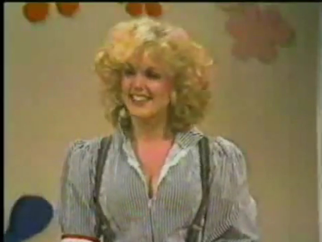"Ex-Gov. Jennifer Granholm during a 1978 ""Dating Game"" appearance (YouTube)"