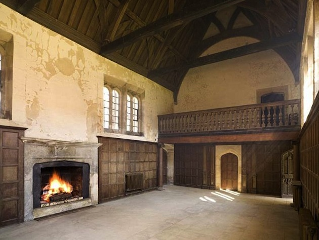 Inside Apethorpe Hall (English Heritage)